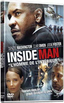 DVD Inside Man