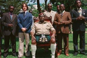 Le dernier roi d'ecosse, au cinéma le 14 février 2007