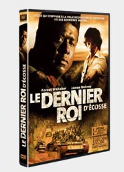 Le Dernier Roi d'Ecosse, en DVD le 29 Août
