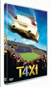 Taxi 4, en dvd le 14 Aot 2007