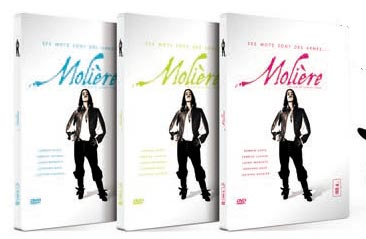 Molière, maintenant en DVD