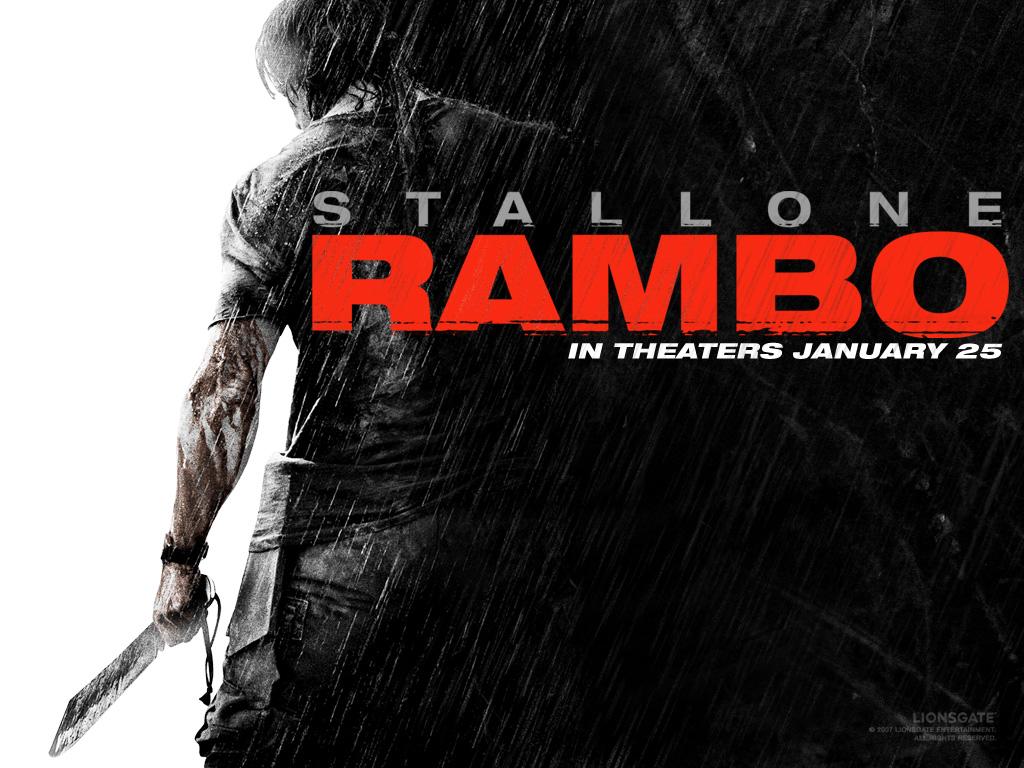 John Rambo, le teaser