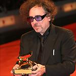Un Lion d'or pour Tim Burton