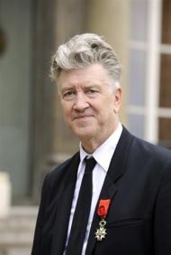 David Lynch, nouveau chevalier de la Légion d'Honneur