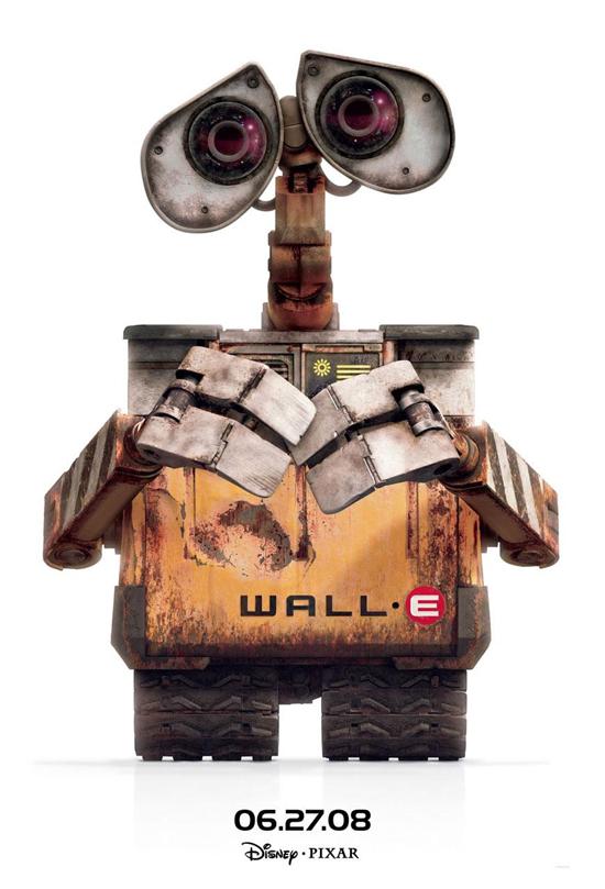 Encore une affiche : WALL-E