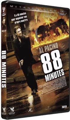 88 Minutes avec Al Pacino, en DVD