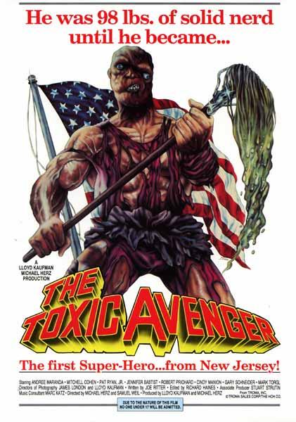 Toxic Avenger,