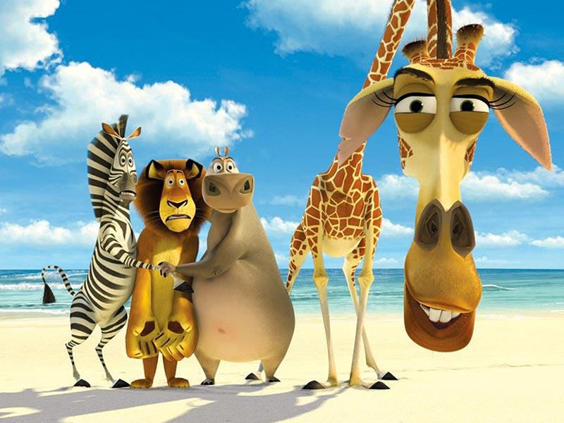 Madagascar 2, vidéo promo