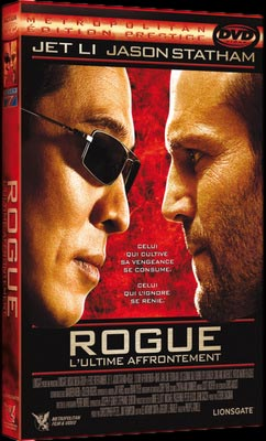 ROGUE, l'ultime affrontement, maintenant en DVD