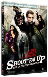 Shoot'em Up, en DVD