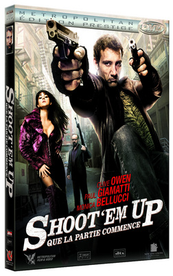 Shoot'em Up, en DVD
