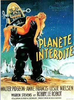 Planète Interdite : le remake
