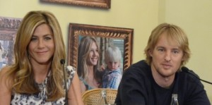 Jennifer Aniston et Owen Wilson