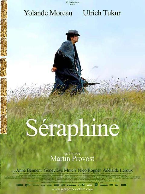 Séraphine triompe aux Césars