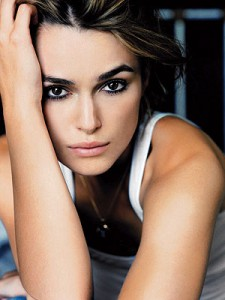 Keira Knightley se fait cloner.