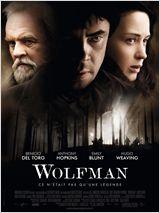Le Wolfman montre les crocs
