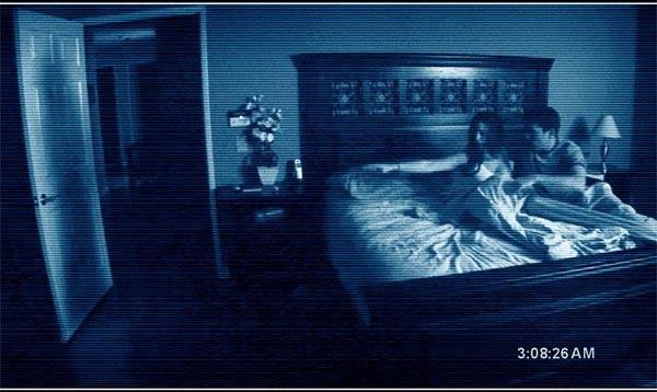 Découvrez Paranormal Activity en avant première !