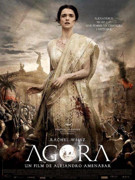 Gagnez vos places pour Agora, le nouveau film d'Amenabar