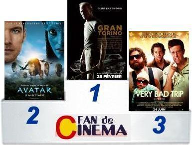 Gran Torino couronné Meilleur film 2009