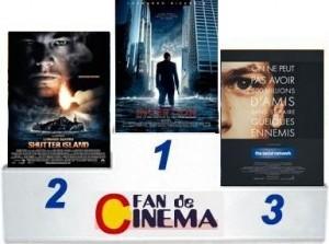 Et le film de l'année 2010 est … Inception!