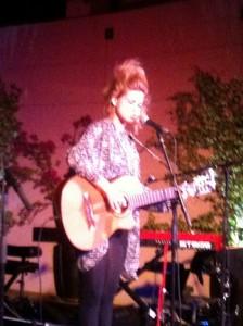 Selah Sue en concert a Cannes