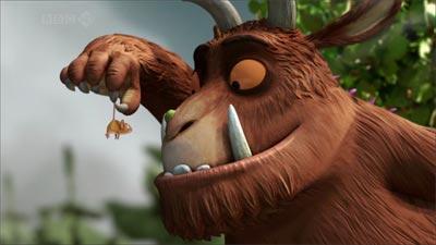 Le Gruffalo et l''Ours Montagne veulent séduire les jeunes spectateurs…