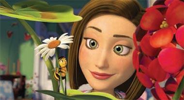 Bee Movie, Drôle d'Abielle, Au cinéma le 12 décembre