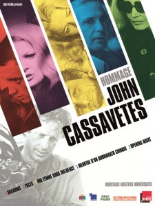 John Cassavetes  (re)dcouvrir en salles