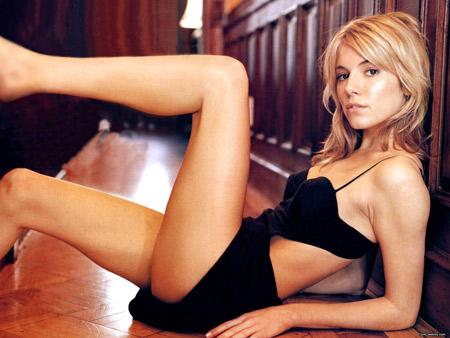Sienna Miller a quitté Nottingham