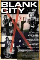 Affiche Blank City
