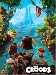 Le premier teaser du film «Les Croods» la nouvelle création des studios Dreamworks