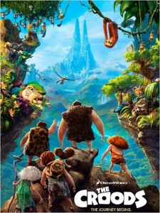 Le premier teaser du film Les Croods la nouvelle cration des studios Dreamworks