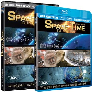 Space Time, l'Ultime Odyssée en DVD et Blu-ray le 6 Novembre